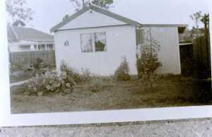 My parents first home in Australia
