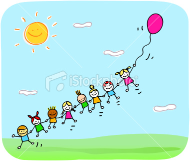 stock-illustration-9778561-happy-children-playing-with-balloon-in-spring-summer-cartoon