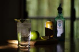 imagesgin and tonic