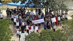 untitled Nauru Detention Camp