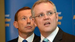 Morrison and Abbott. Alleged perpetrators of crimes against humanity.