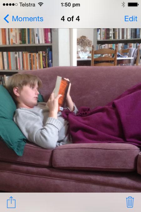 Thomas without tablet (de)vice