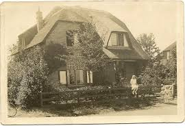 My grandparents house in Holland.