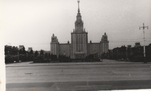 Moscow University.