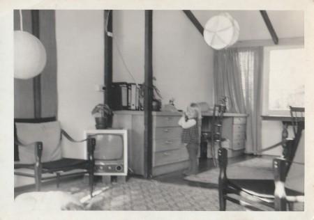 Balmain cottage downstairs room