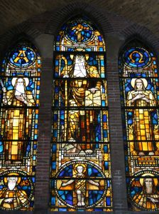 Grand dad Oosterman design of church window